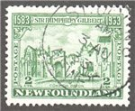 Newfoundland Scott 213 Used VF